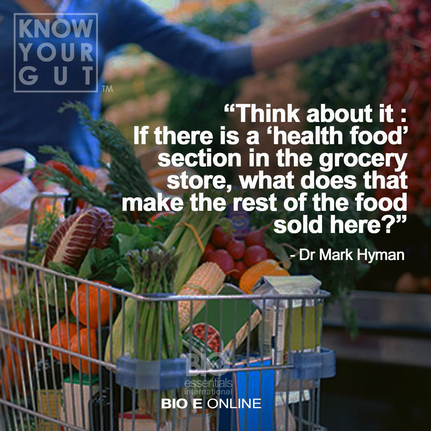 Can i buy healthy food online - Think About It If There Is A Health Food Section In The Grocery Store What Does That Make The Rest Of The Food Sold Here