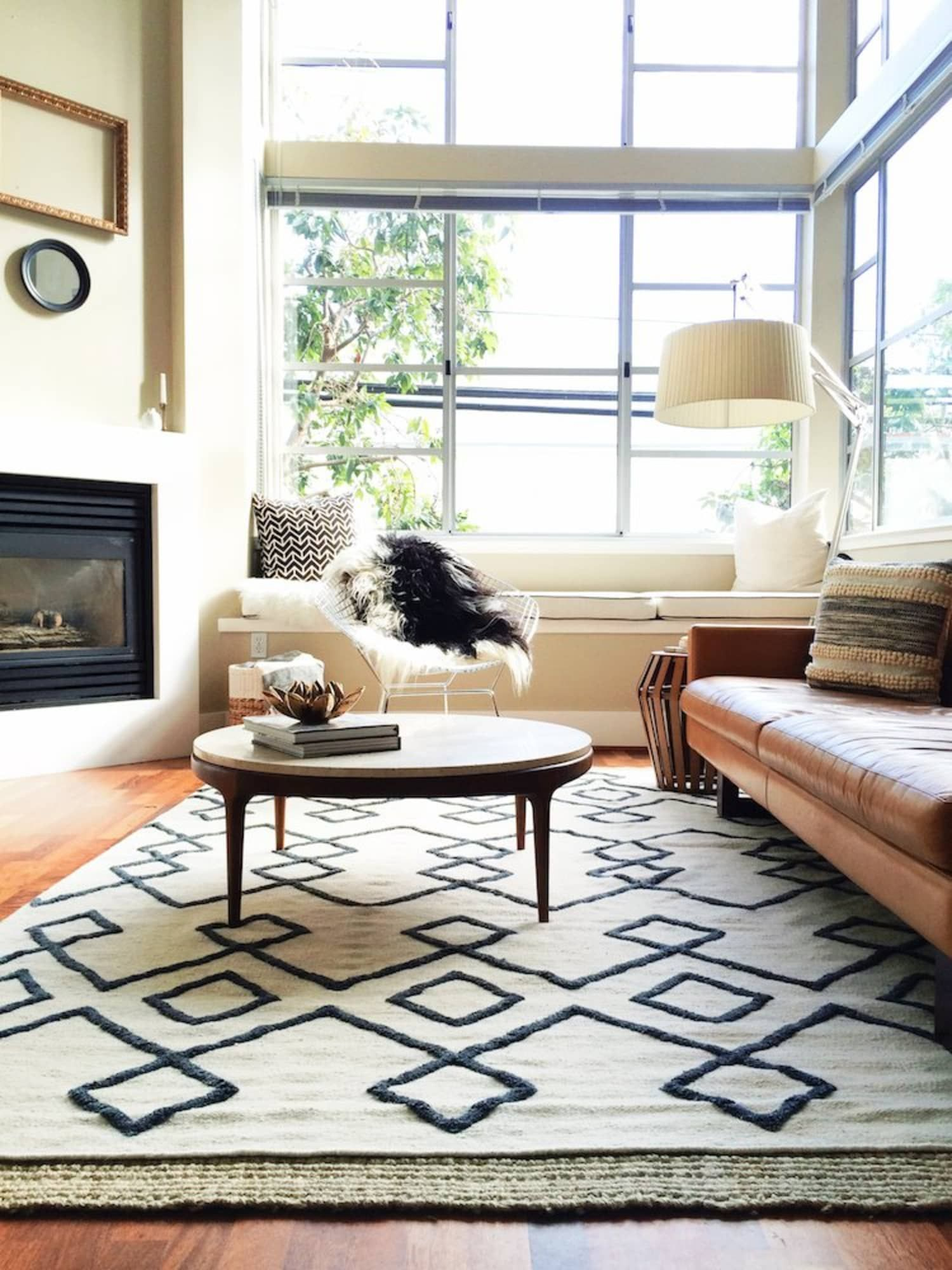 How To Choose The Right Rug For Every Room Rugs In Living Room Living Room Designs Home Living Room