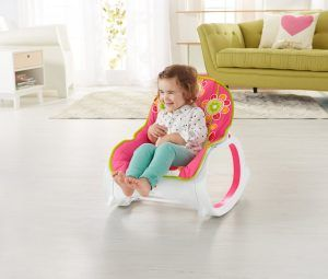 I Wouldn T Trade This Rocker For Any Bouncy Chair Or Swing In The