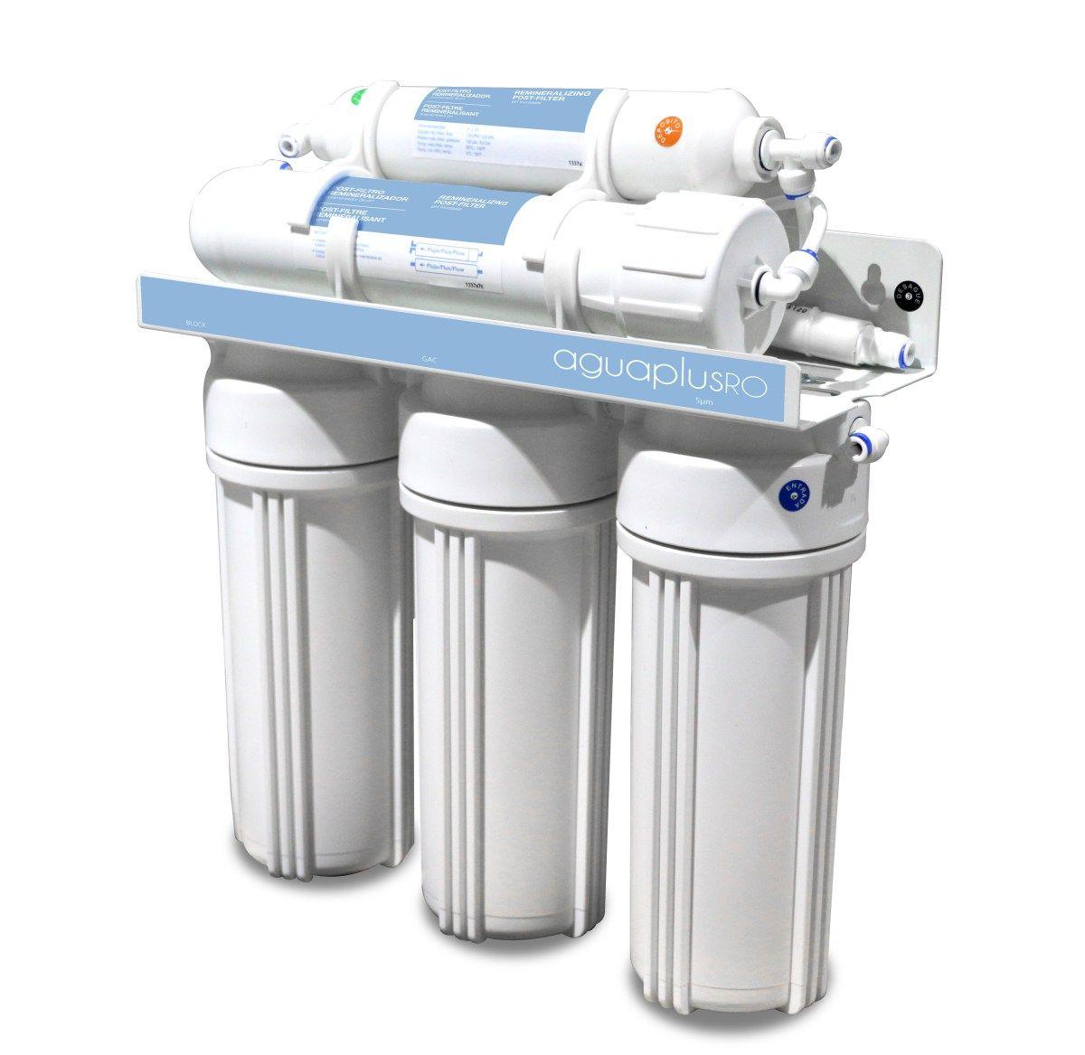 Osmosis Aguaplus El Nuevo Equipo De Osmosis Inversa Agua Potable Revestimiento Plastico Agua Pesada