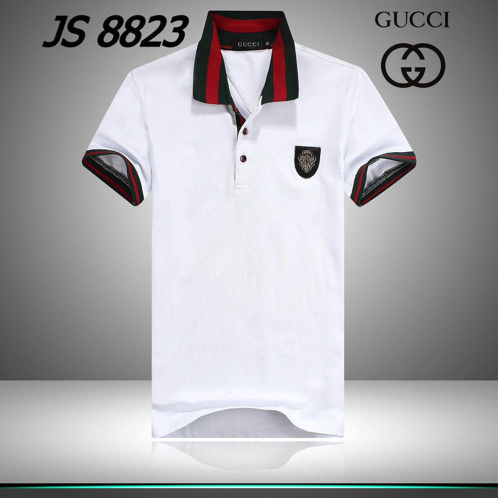 Ralph Lauren Outlet Store Gucci Black Logo Striped Collar