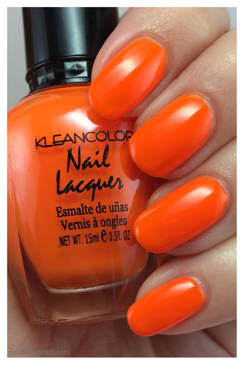Swapped with and Shipped to Natasha K.] Klean color Nail Lacquer 19 ...