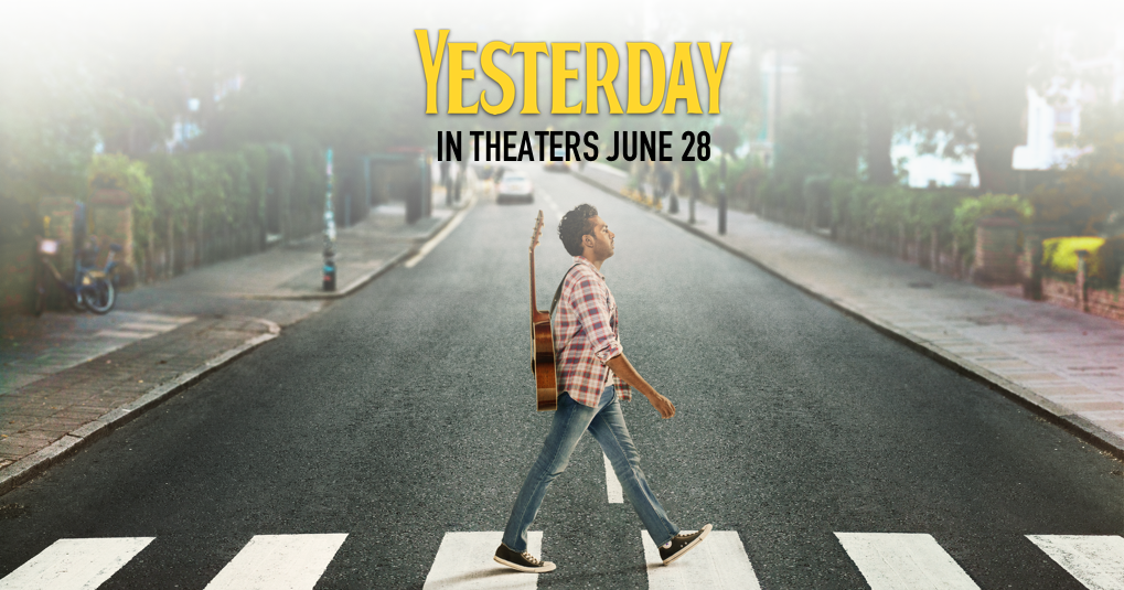 Yesterday Movie Site & Trailer June 28, 2019