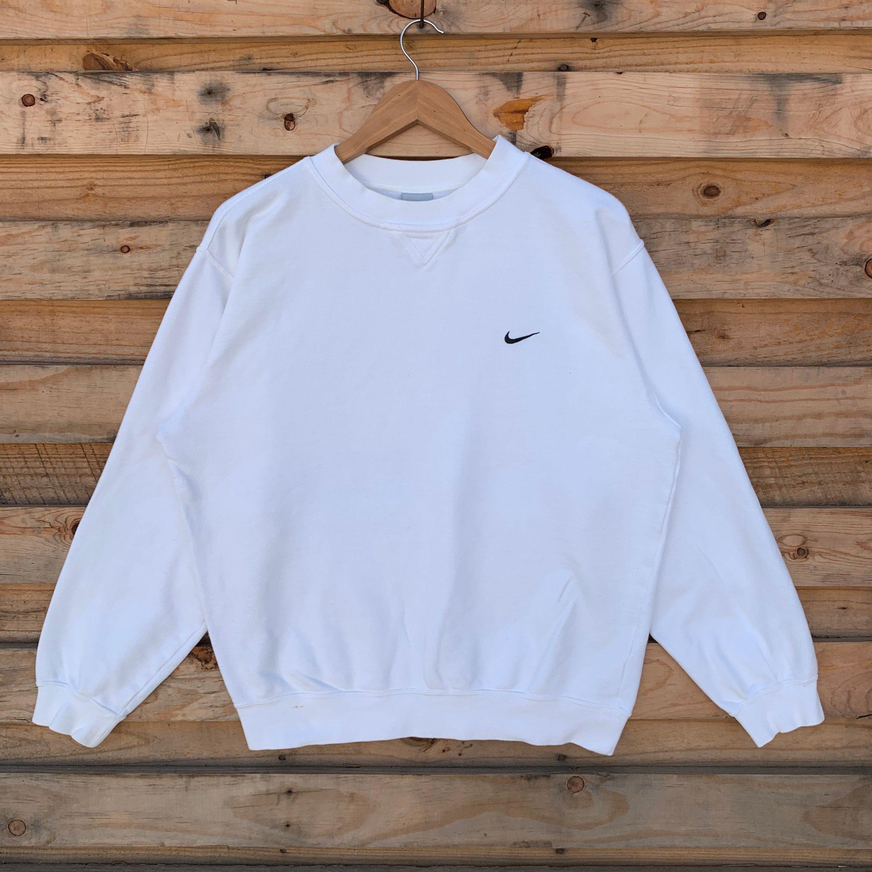 Vintage 90's Nike Sweatshirt Nike Crewneck Nike Pullover ...