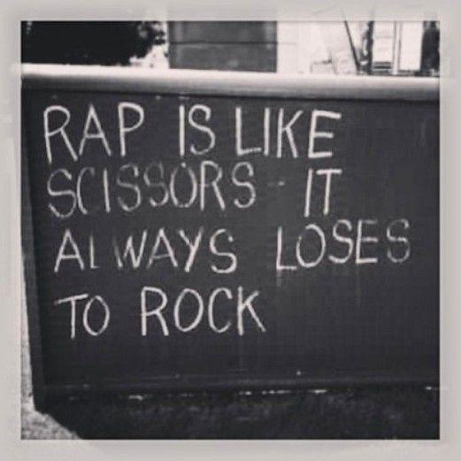 Essay on rock music