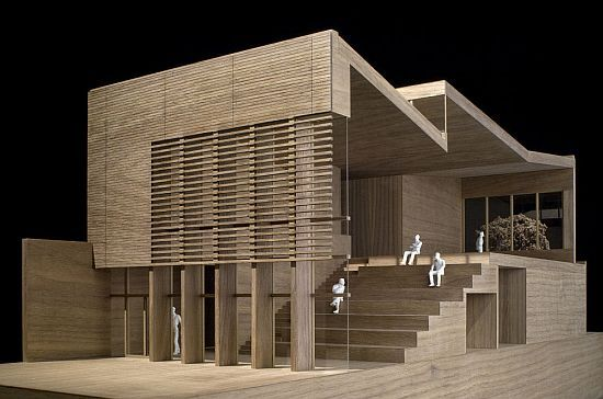 Wood architecture  Eco Architecture: £27m Waingels College to be made from ...