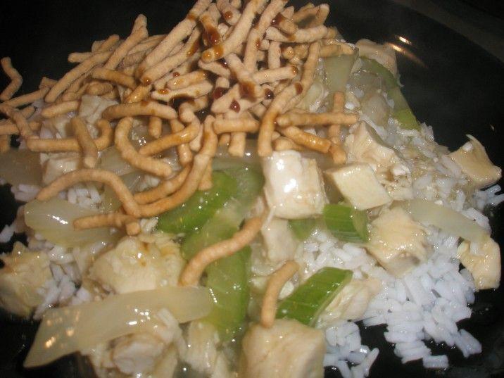 Old Fashioned Chicken Chow Mein Chicken Chow Mein Chow Mein