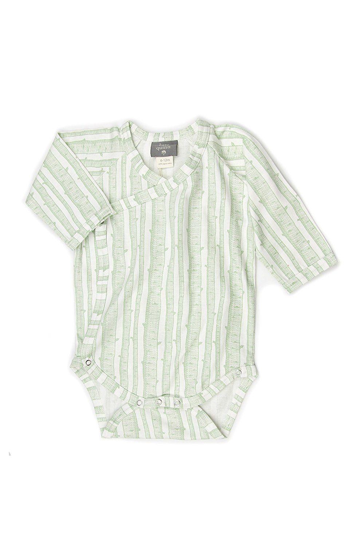 1734d7ae9 Amazon.com: Kate Quinn Organics Unisex-baby Long Sleeve Kimono Bodysuit:  Infant And Toddler Bodysuits: Clothing