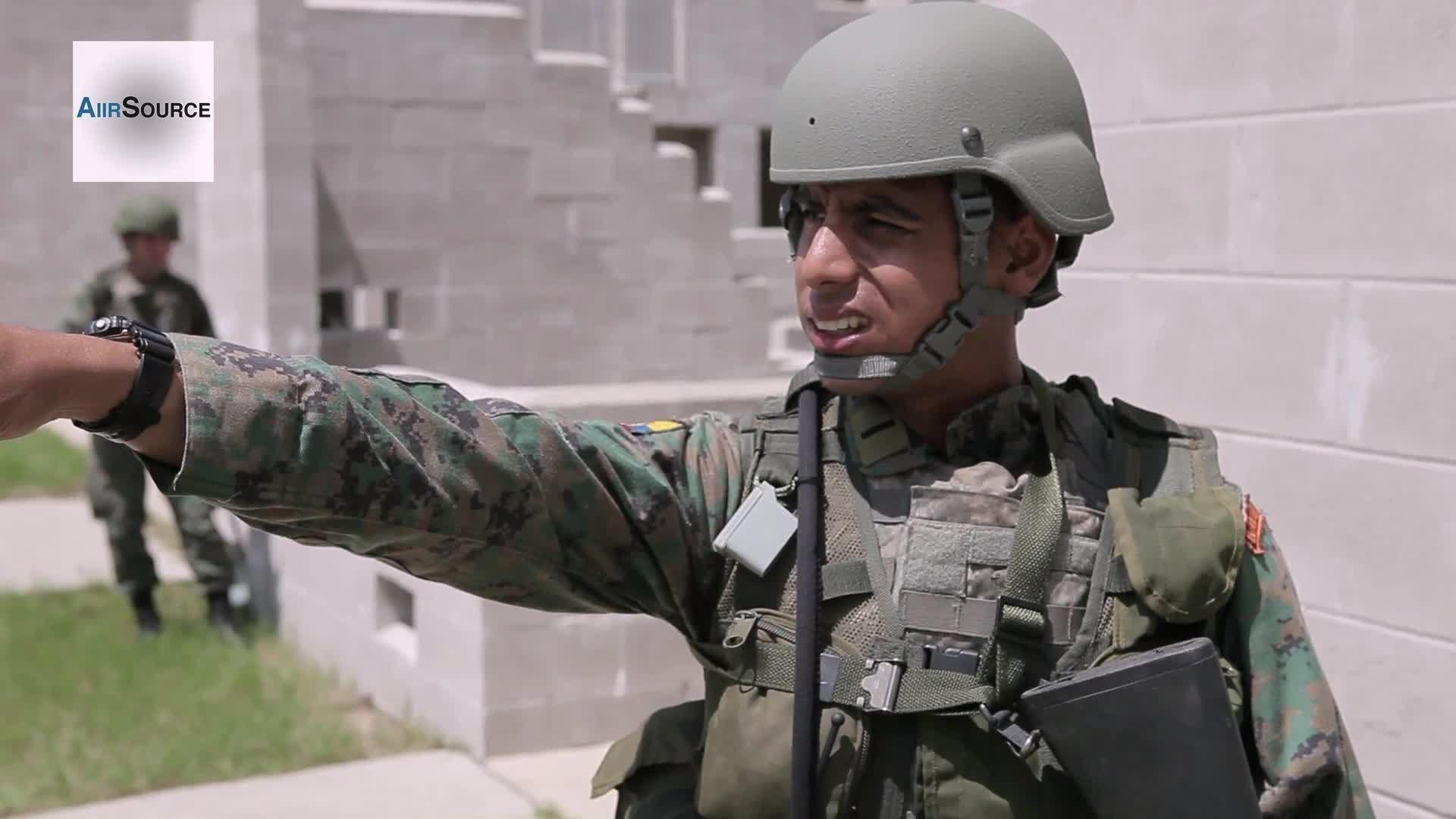 u s and ecuadorian marine corps training youtube us military