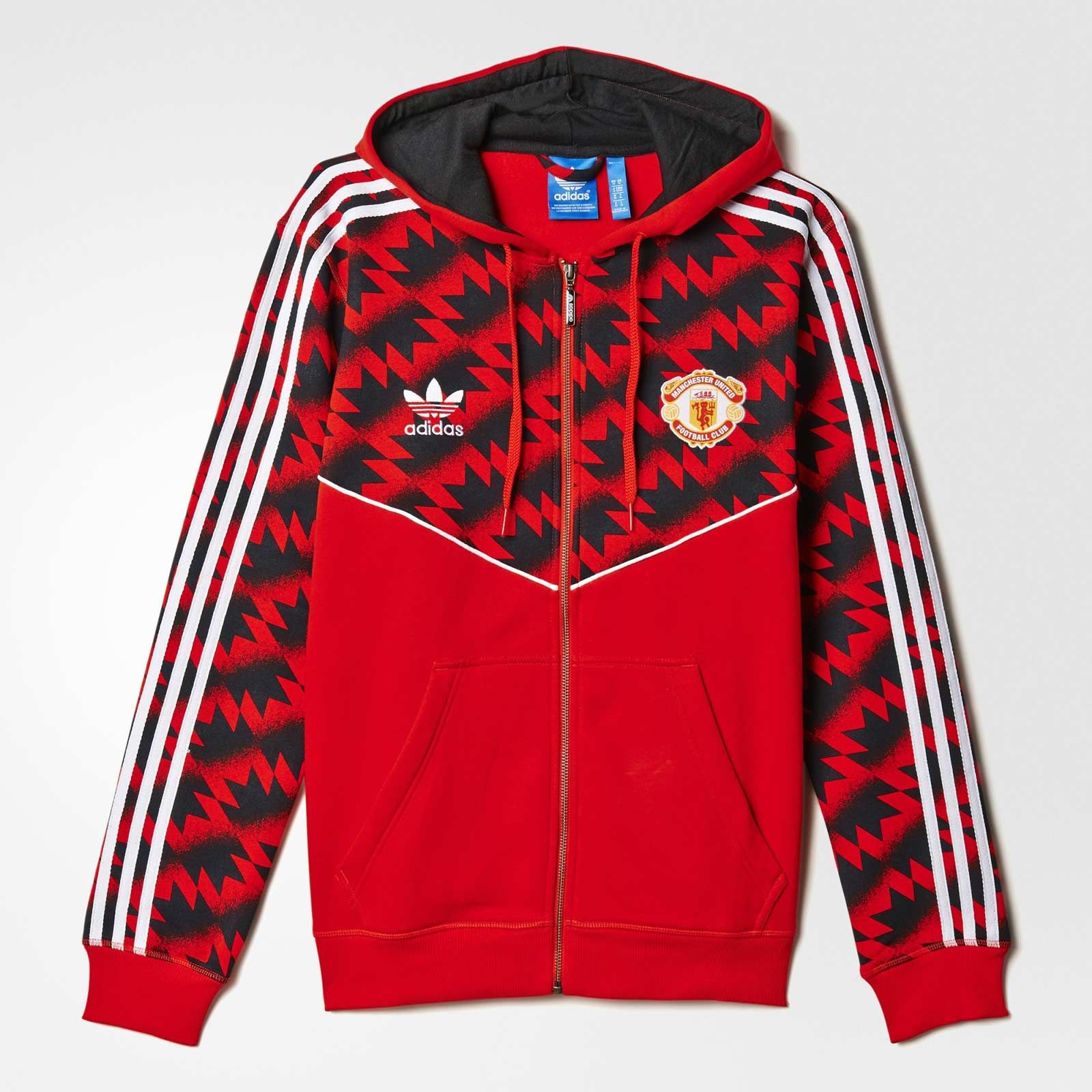 fe11a5648391e New Adidas Originals x Manchester United Collection Revealed - Footy  Headlines
