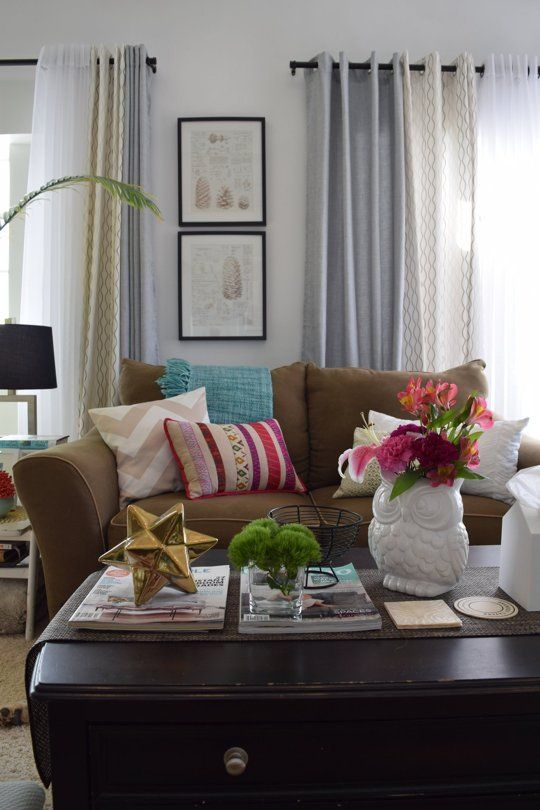 Be A Rule Breaker: Curtains Edition | Apartment Therapy