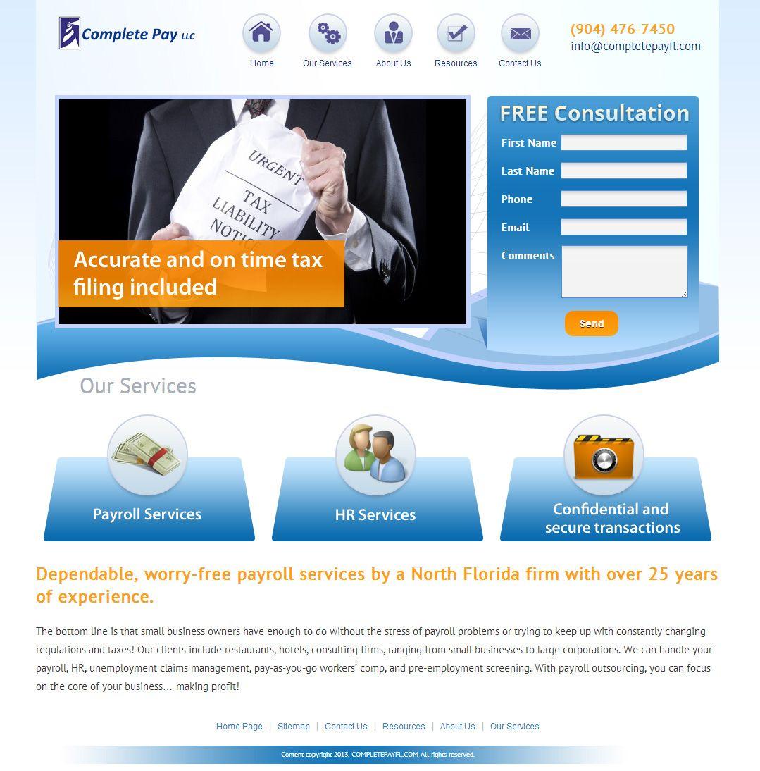#Financialwebdesign, #taxwebdesign, #webinopoly