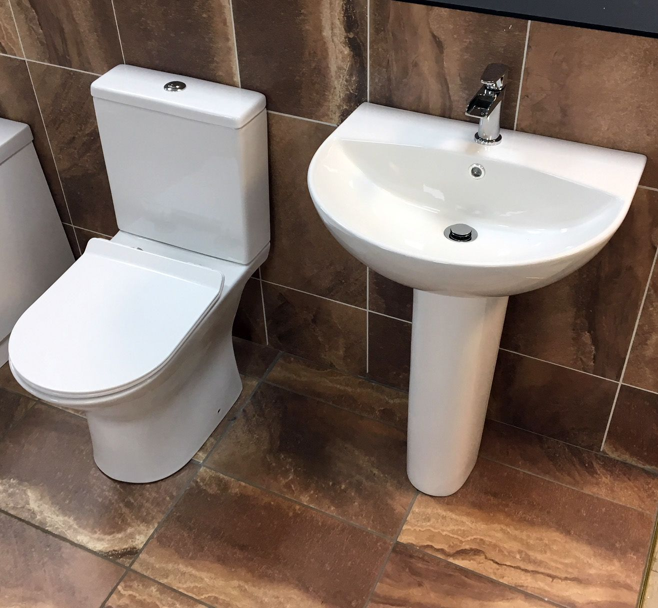 Tecaz bathroom suites - Opt For Some Classic Curves With Our Maria Basin Toilet Set From Only 169 99 Https Tecaz Com Online Store Webshop Browse Type Basin And Toilet Sets