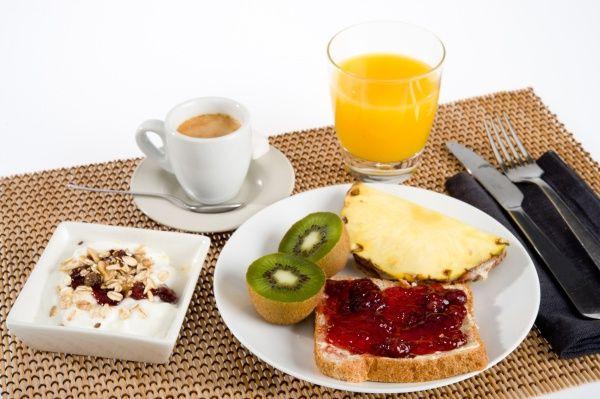 Desayuno balanceado para bajar de peso