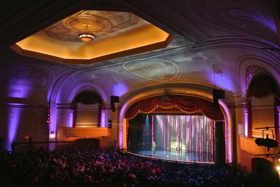 Union County Performing Arts Center In Rahway Nominated For People S Choice Awards Performance Art Union County Performing Arts Center