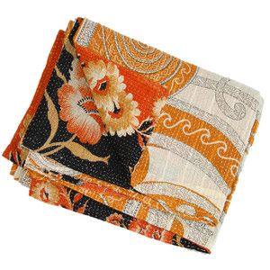 Kantha Quilt Lee now featured on Fab.