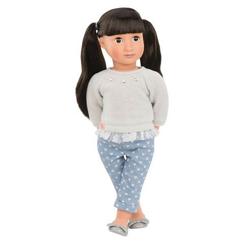 """Our Generation 18"""" Doll – May Lee   Toys for Kids   Pinterest ..."""