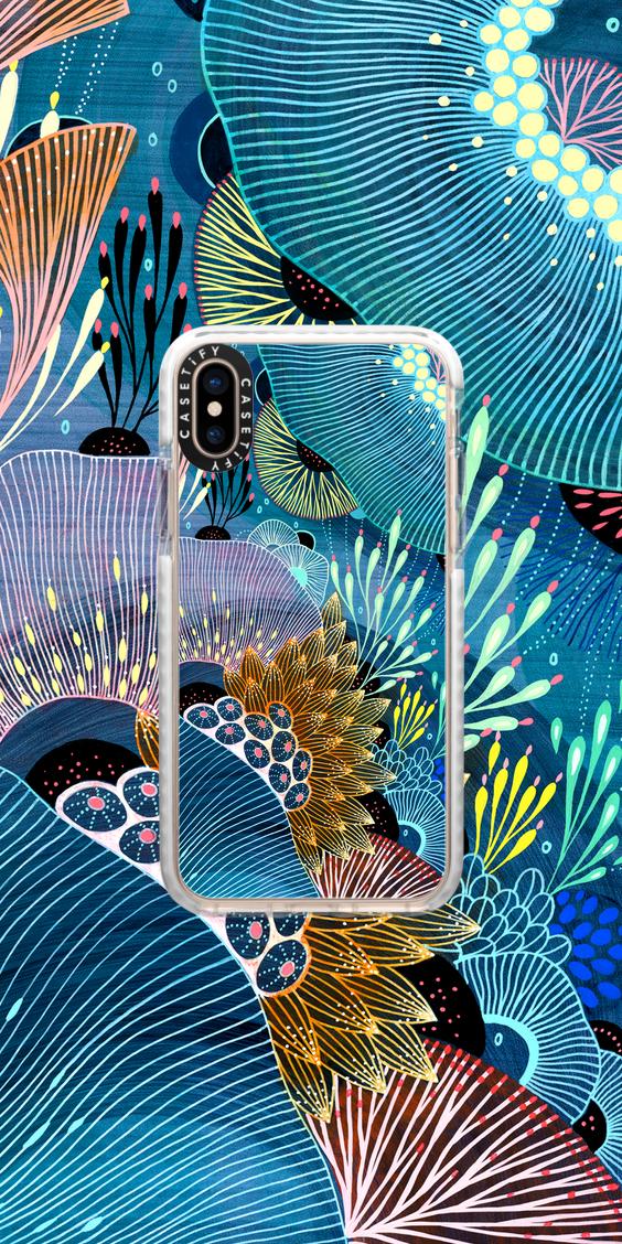 Casetify Artist iPhone Case Art Design
