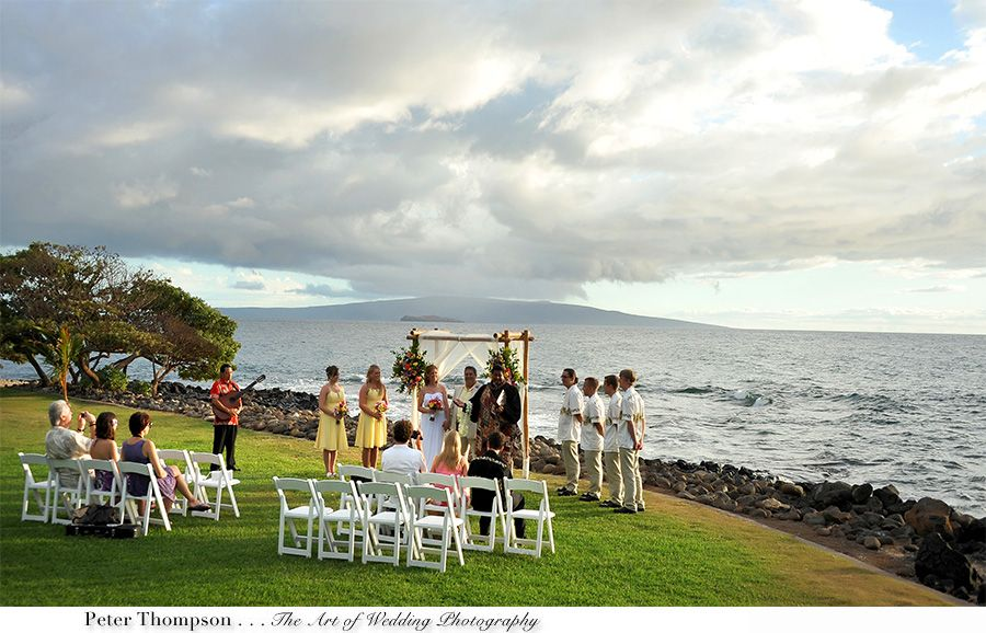 Wailea Beach Marriott Resort Spa Oceanfront Lawn Mauiwedding Hawaiianwedding Weddingdetails Maui Destinationwedding Wedding Locations Pinterest