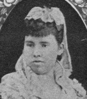 La médica y pedagoga María Elena Maseras Ribera (1853-1905) nació un 25 de mayo