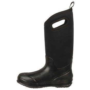 Women's Classic High Shiny Waterproof Winter Boot