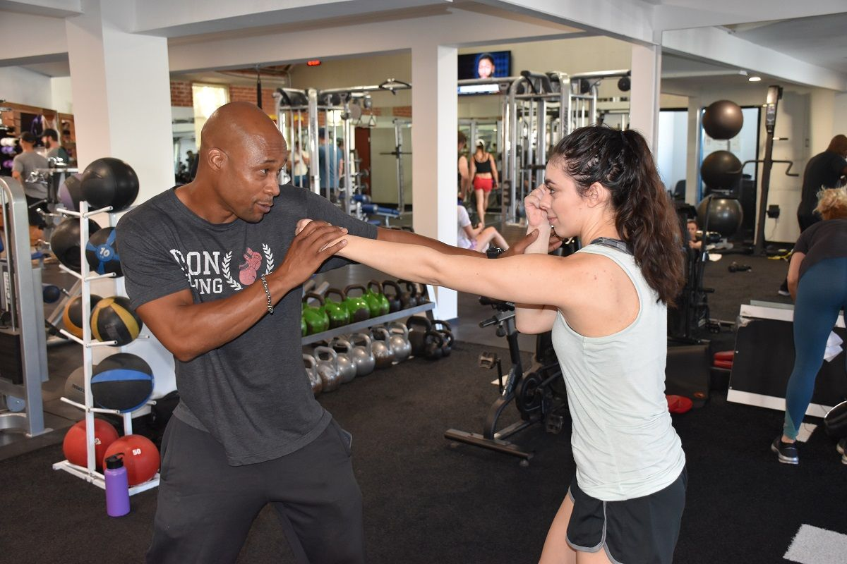 You Ll Love The Fitness Classes In Santa Monica Fitness Class Boxing Gym Gym