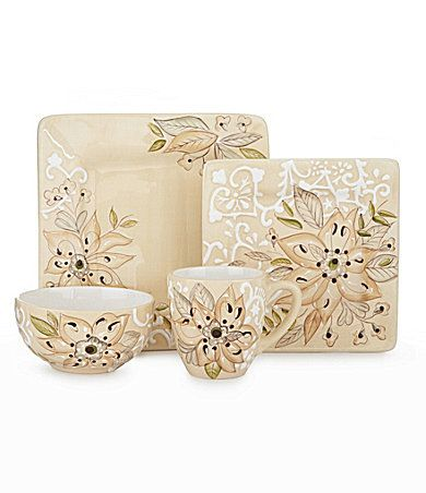 Laurie Gates  Gwynn  Dinnerware | Dillards.com ( I just bought this today  sc 1 st  Pinterest & Laurie Gates