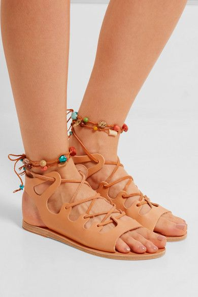 Ancient Greek Sandals Antigone leather sandals kDjOE