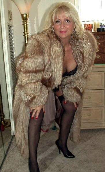 mature in fur