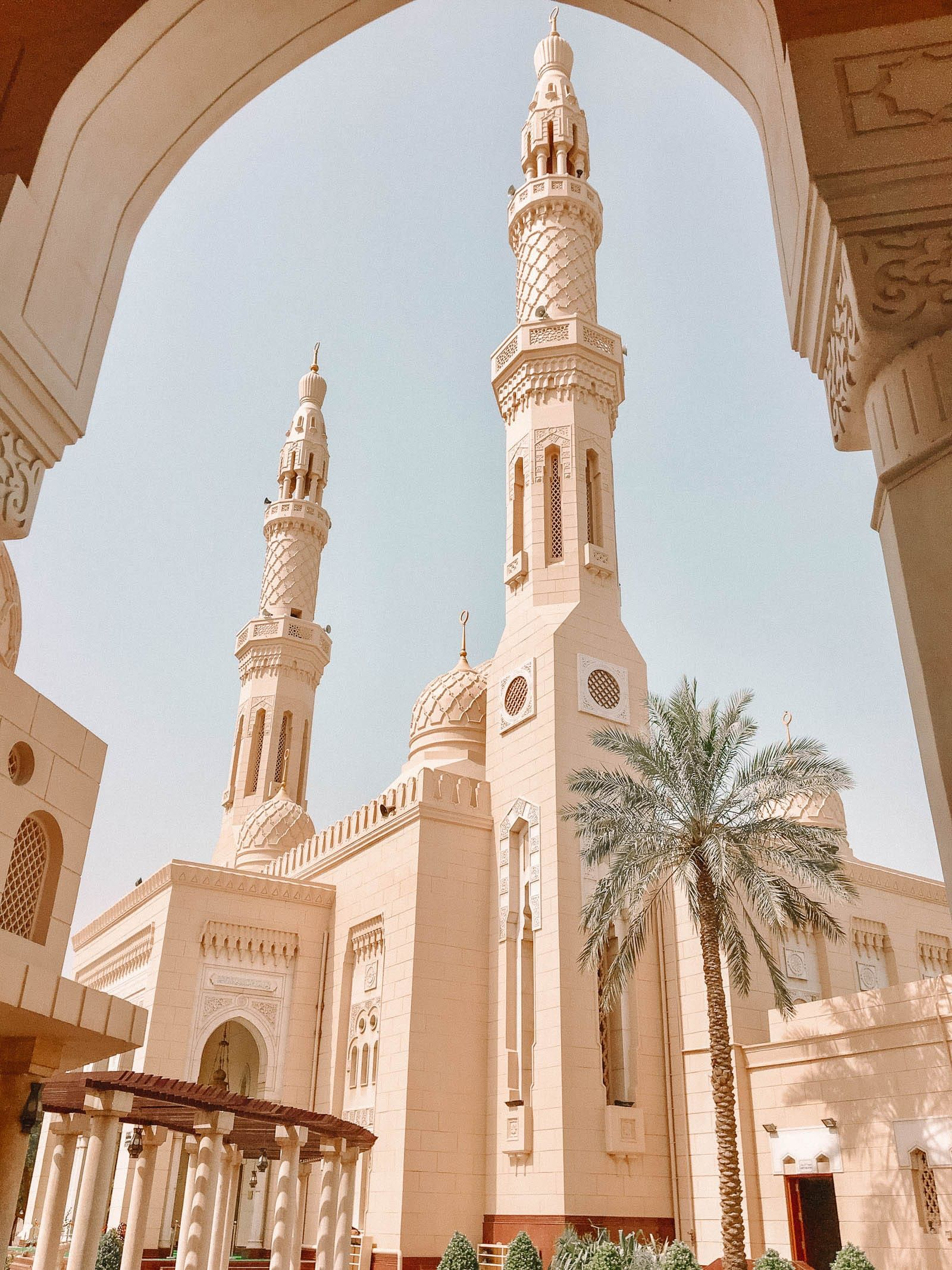 11 Epic Places To See In Dubai