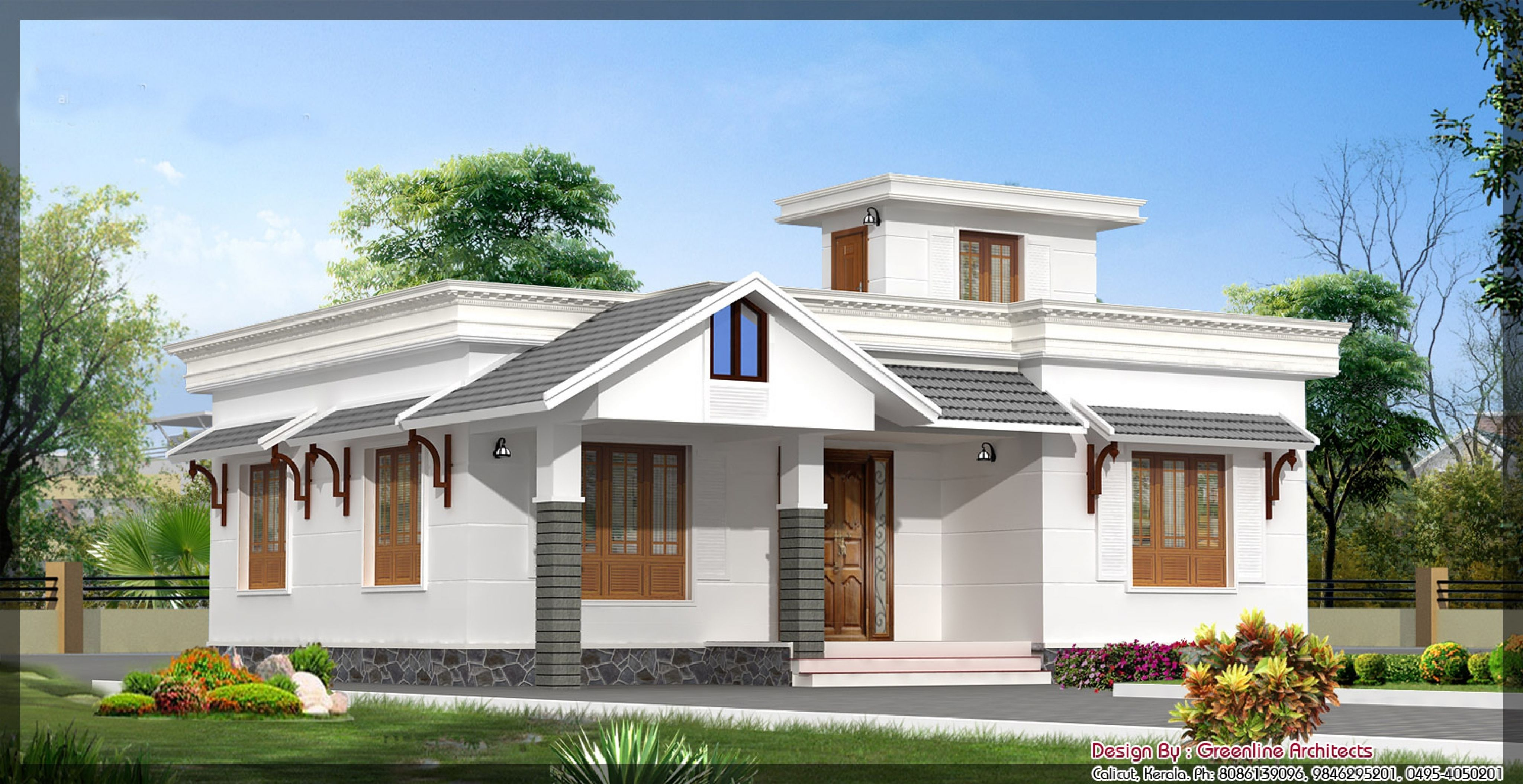 Simple And Beautiful Houses Design Lowes Paint Colors Interior House Design Pictures House Design Photos Modern Bungalow House