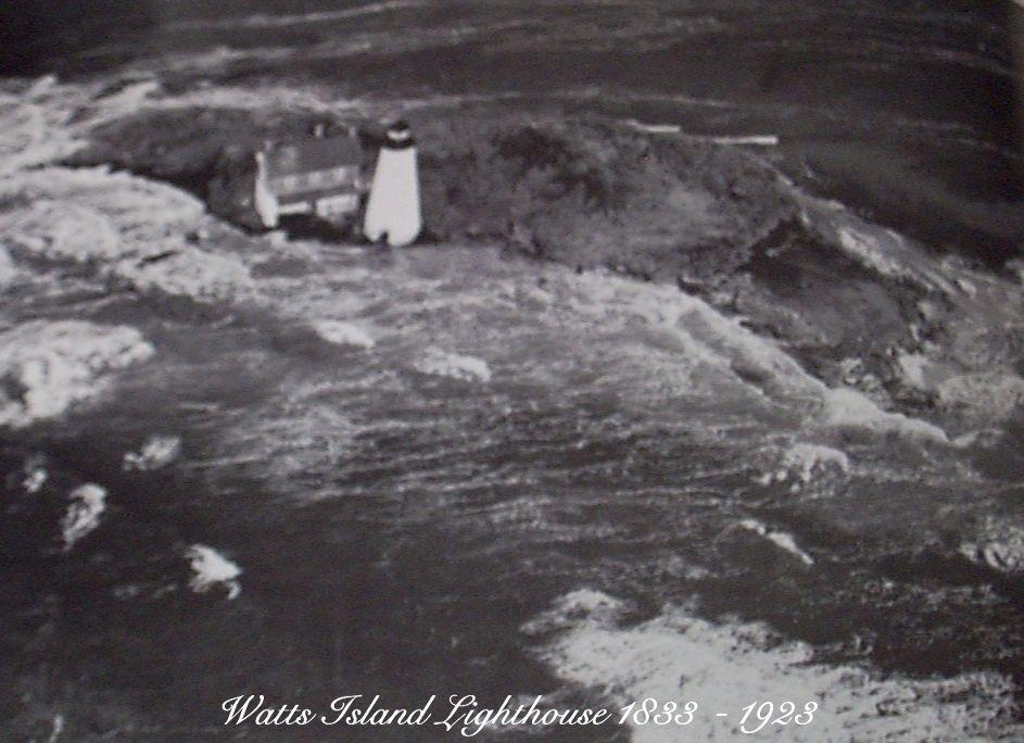 Watts Island Lighthouse