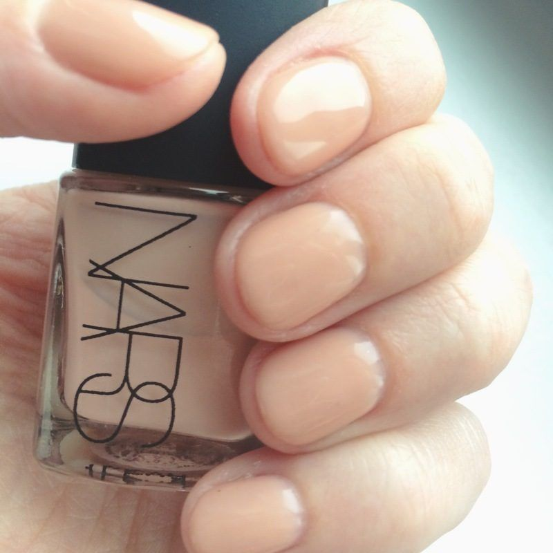 Vestale by NARS. #nails