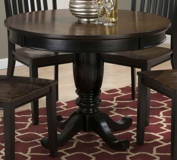 Antique Round Dining Table [ID 3202904] #Jofran # ...