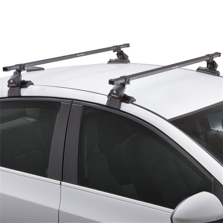 Canoe Rack ** SportRack SR1010 Complete Roof Rack System