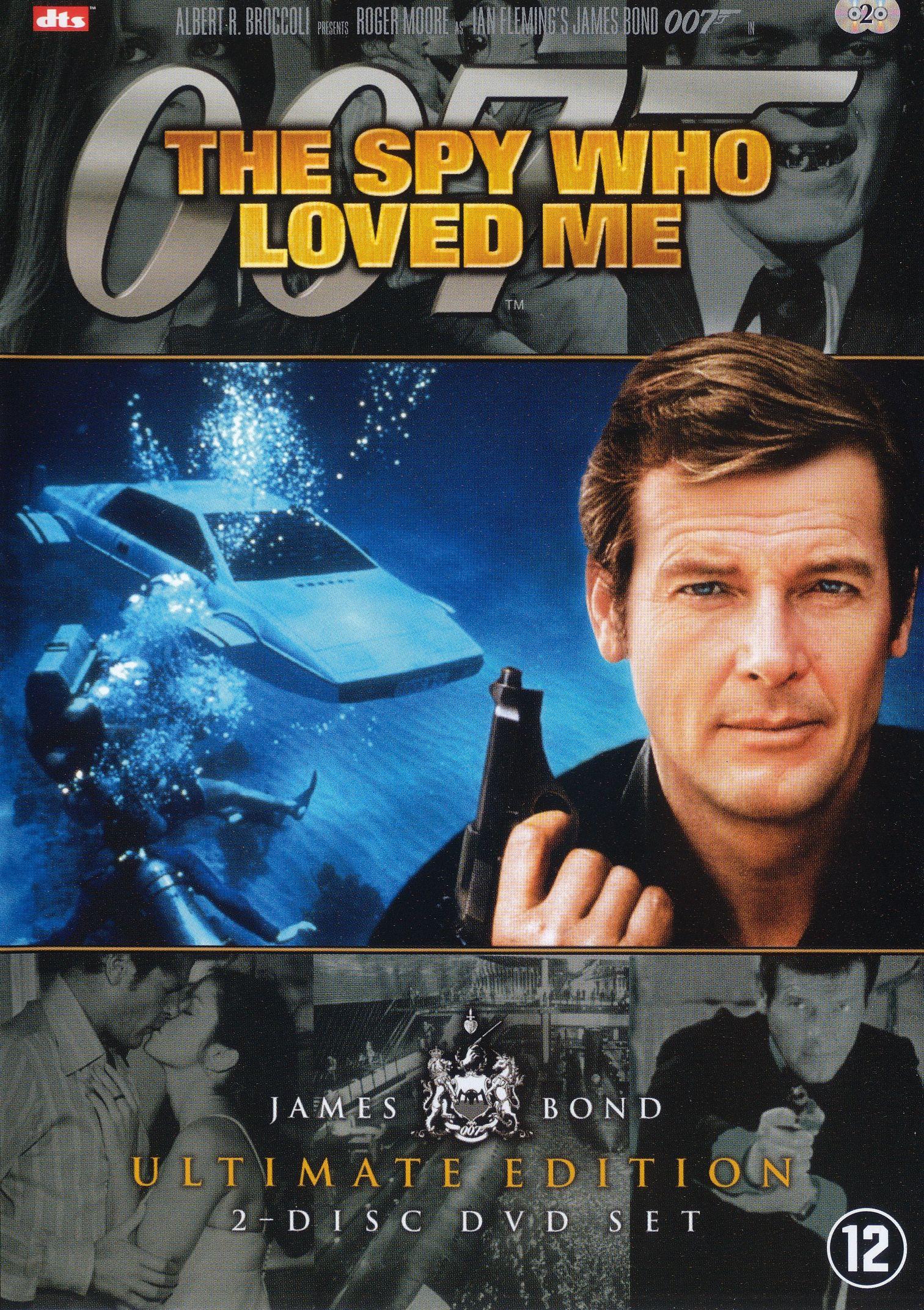 James Bond The Spy Who Loved Me James Bond Cartazes De Filmes