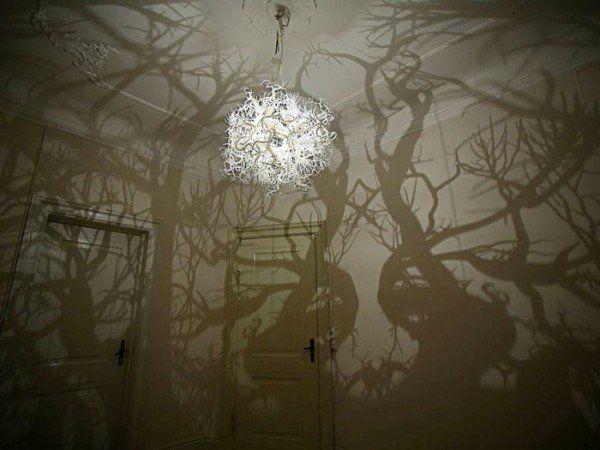 designer lampe selber bauen ausgefallene lampen product pinterest. Black Bedroom Furniture Sets. Home Design Ideas