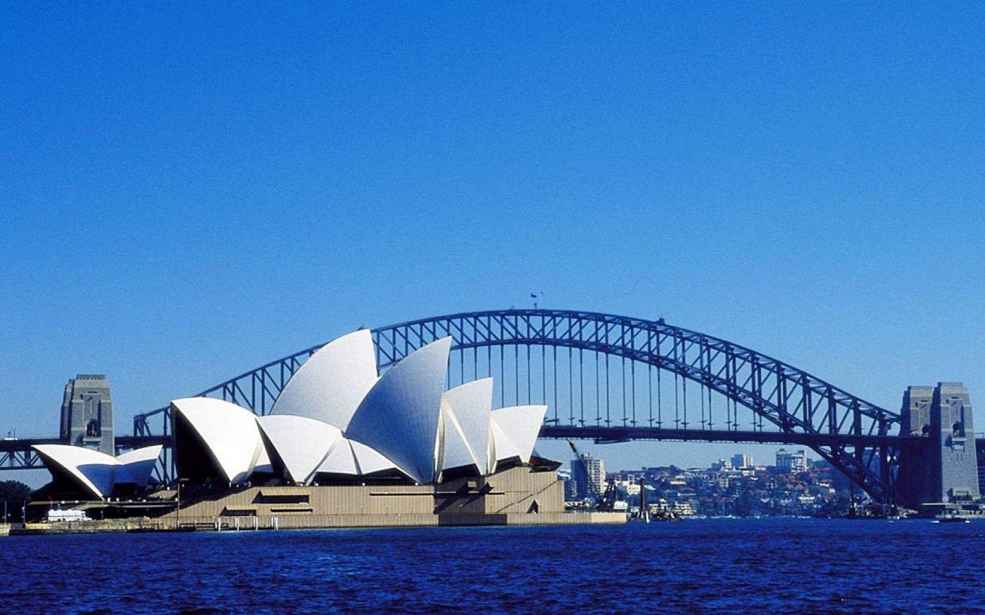 Australia Scenery City