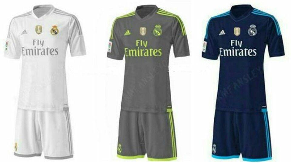 2ac128e55 Real Madrid CF 15 16