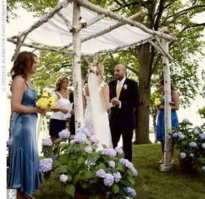Torch Lake Wedding