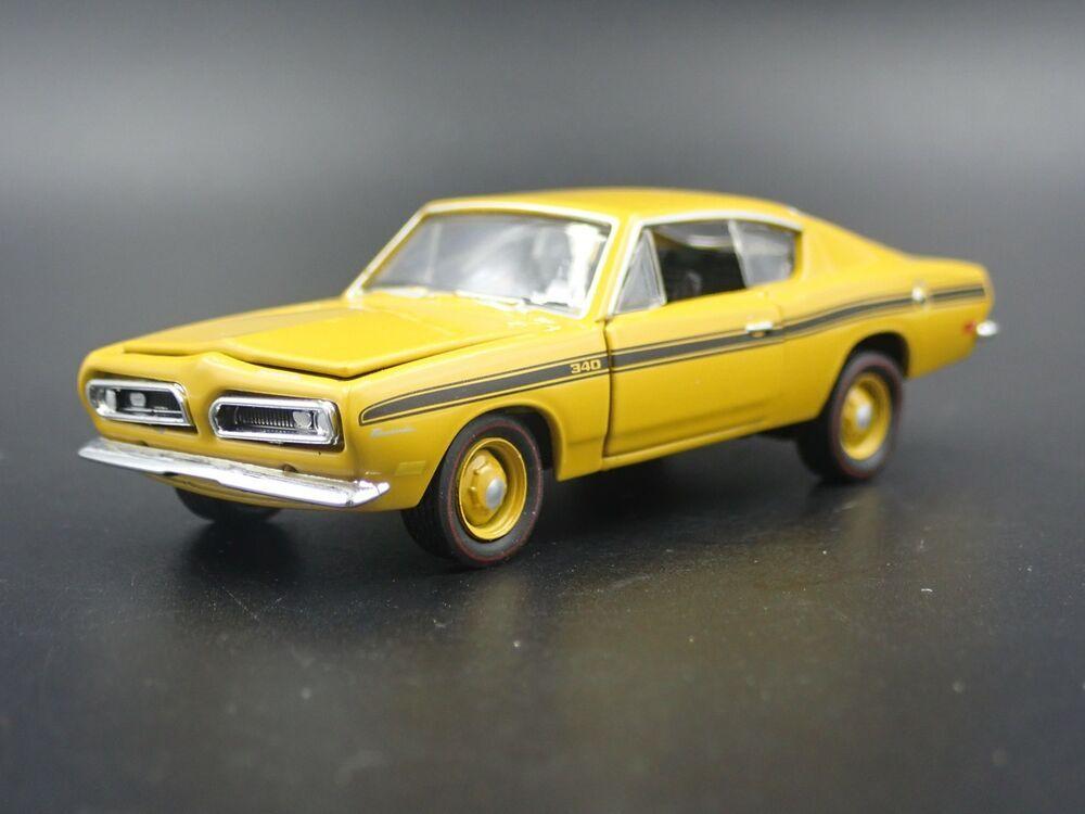 1969 PONTIAC FIREBIRD CONVERTIBLE RARE 1//64 SCALE COLLECTIBLE DIECAST MODEL CAR