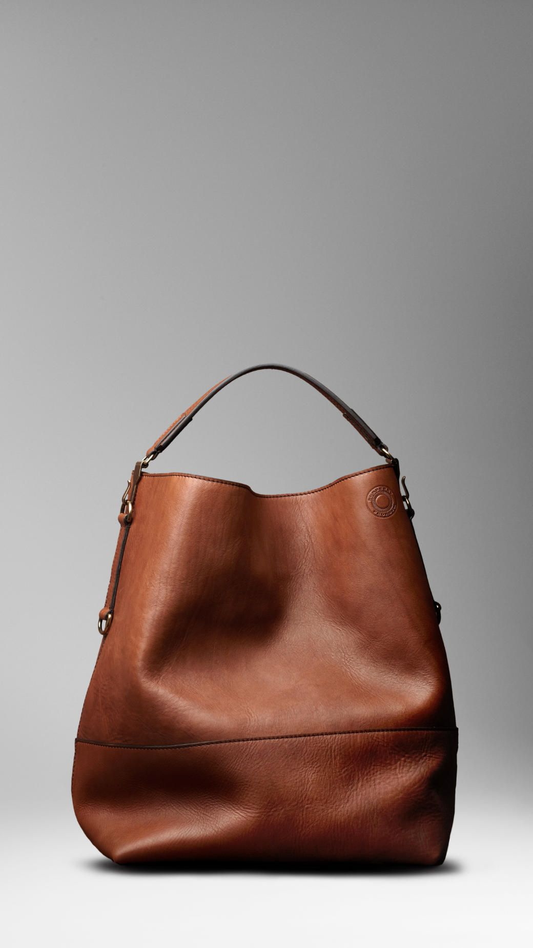 0cacb138f1e9 Burberry - Large Washed Leather Duffle Bag MY CHRISTMAS WIIIIIIIISHHHHH    NEEEEED