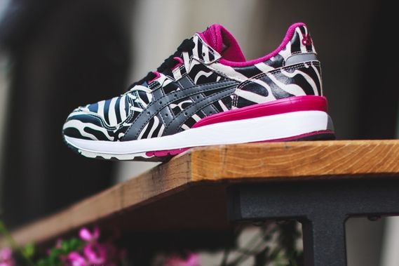 Check out these Asics Epirus Zebra sneakers. Get them at Front Runner @  http: