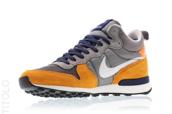 Nike Internationalist Mid – Copper Light Ash Grey | Moda