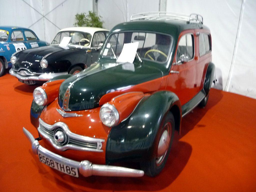 Rare Panhard Dyna K220 break, 1953   Cars, Vehicle and Engine