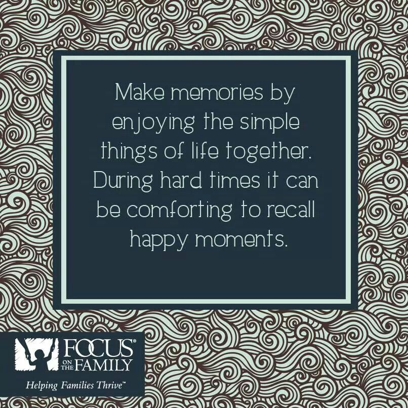 Let make some memories