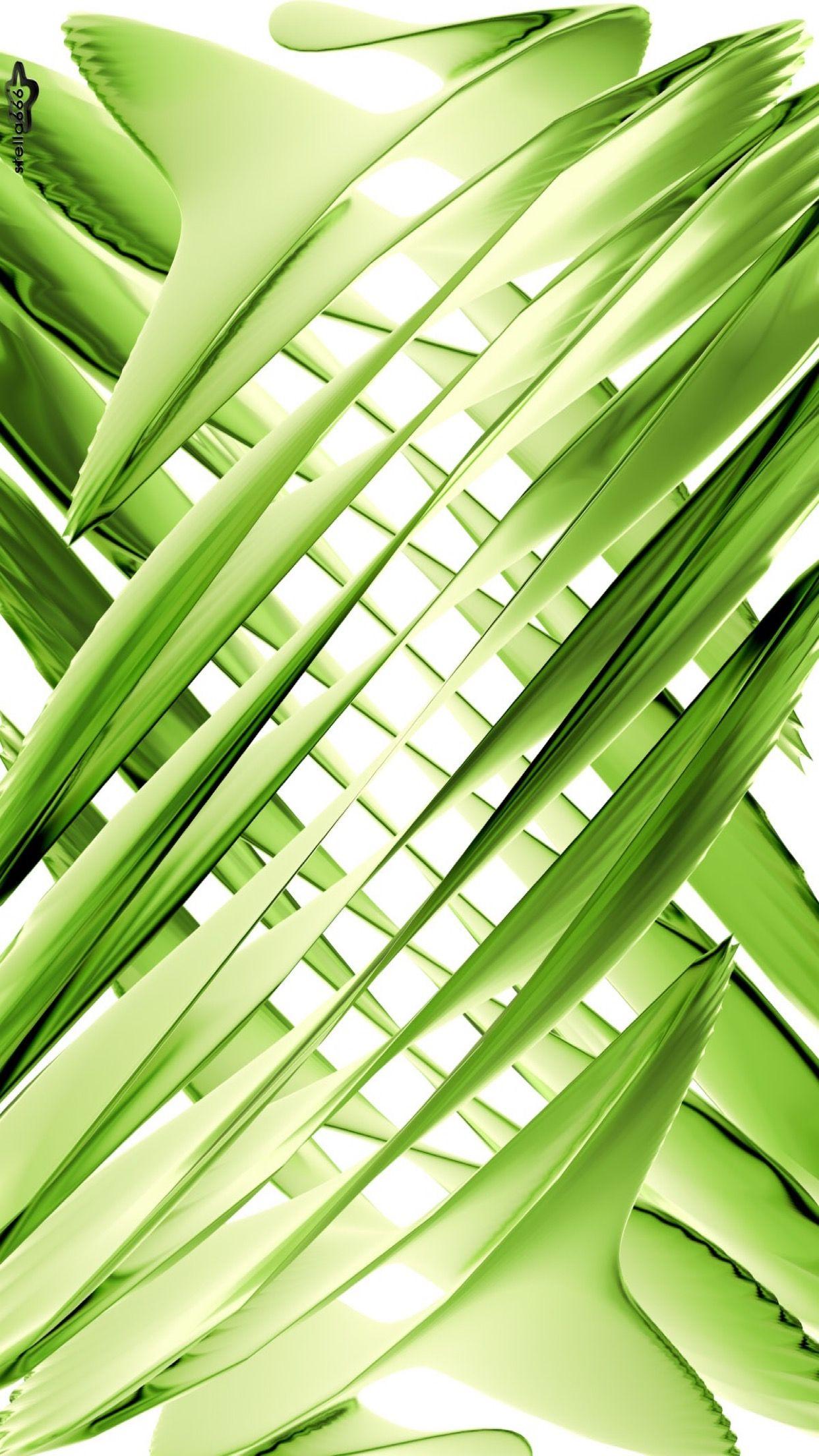 Green, grass, abstract, apple, wallpaper, iPhone, clean