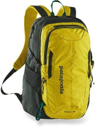 349227c05a Patagonia Refugio 28 Daypack Yosemite Yellow