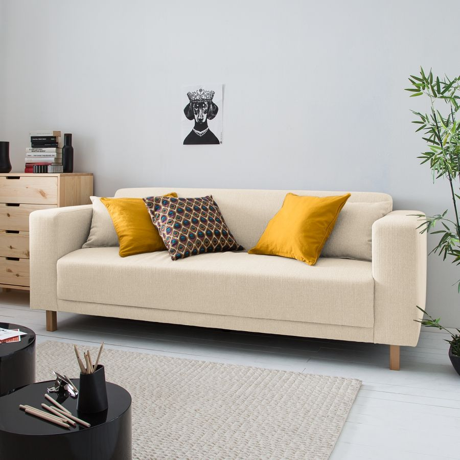 Sofa Kiydoo Relax 3 Sitzer Webstoff Interior Design Furniture