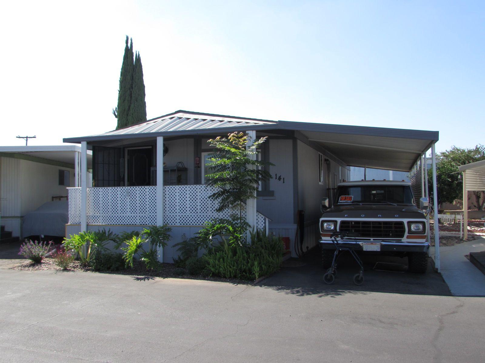 Charming home in a great senior community in el cajon san